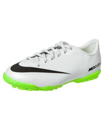 Nike Performance MERCURIAL VICTORY IV TF Fotbollsskor universaldobbar Vitt - Nike Performance - Universaldobbar