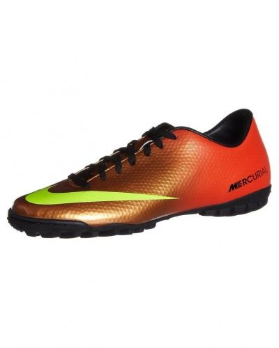 Nike Performance MERCURIAL VICTORY IV TF Fotbollsskor universaldobbar Orange - Nike Performance - Universaldobbar