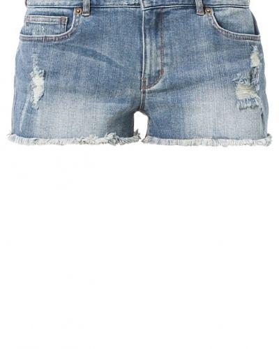Blå jeansshorts från MICHAEL Michael Kors till dam.