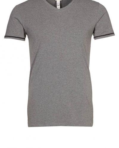 Diesel MICHAEL Tshirt bas Grått - Diesel - Underställströjor
