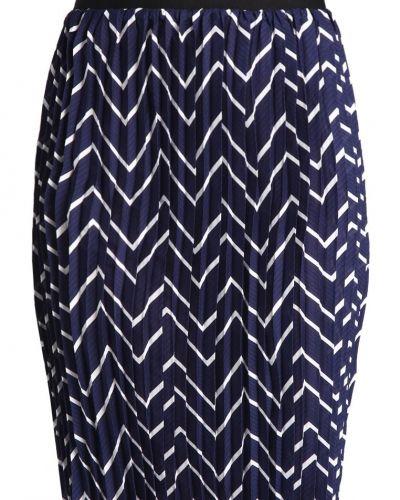 Mie veckad kjol navy RUE de FEMME veckade kjol till mamma.