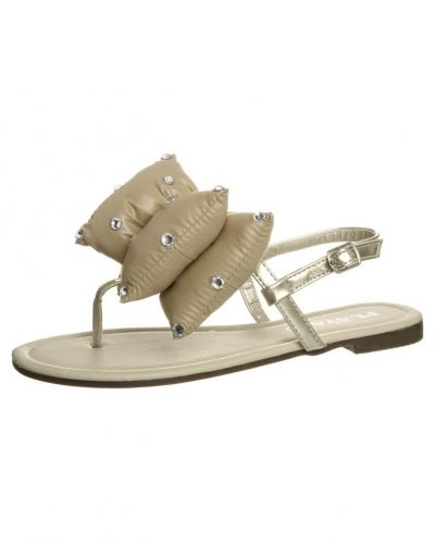 Playa MILAN Flipflops Guld - Playa - Träningsskor flip-flops