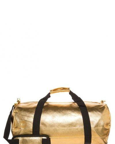 Till unisex från Mi-Pac, en guld weekendbags.