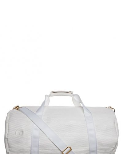 Mipac weekendbag white Mi-Pac weekendbags till unisex.