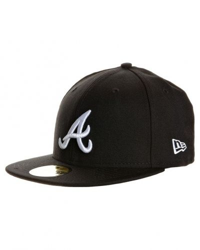 New Era MLB BASIC ATLANTA BRAVES Keps Svart från New Era, Kepsar