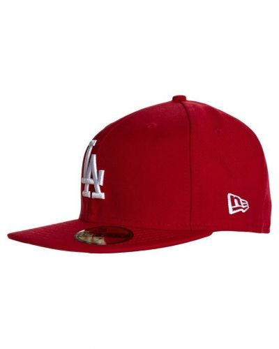 New Era MLB BASIC LOS ANGELES DODGERS Keps Rött från New Era, Kepsar