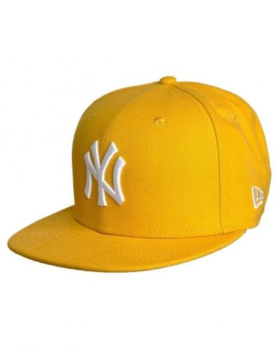 New Era MLB BASIC NEW YORK YANKEES Keps Gult från New Era, Kepsar