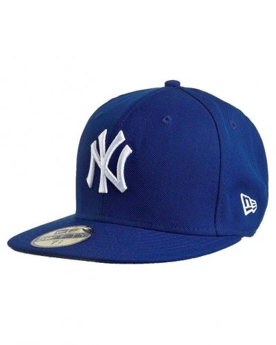 New Era New Era MLB BASIC NY YANKEES Keps royal navy/white