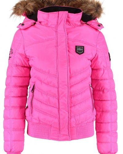 Vinterjacka rosa dam