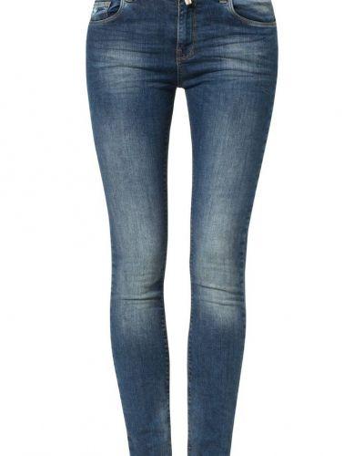 Slim fit jeans från Morris till dam.