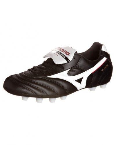 Mizuno Morelia md fotbollsskor fasta dobbar. Fotbollsskorna håller hög kvalitet.