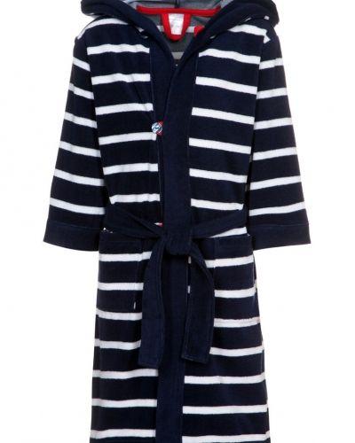 Blå morgonrock från Schiesser till barn.