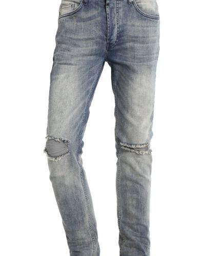 Morten super slim jeans slim fit light blue Tigha slim fit jeans till dam.