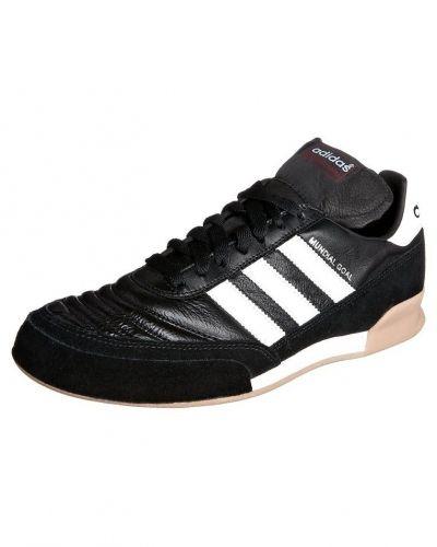 adidas Performance MUNDIAL GOAL Fotbollsskor inomhusskor Svart - adidas Performance - Inomhusskor