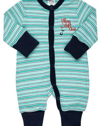 Till barn från Jacky Baby, en grön pyjamas.
