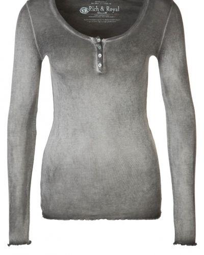Långärmad tröja Rich & Royal NEW VINTAGE Tshirt långärmad phantom från Rich & Royal
