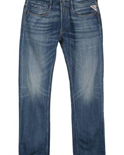 Straight leg jeans från Replay till herr.