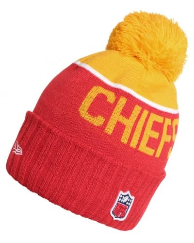 New Era New Era NFL KANSAS CITY CHIEFS Mössa red