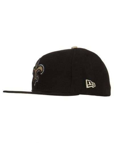New Era NFL ON FIELD 59FIFTY NEW ORLEANS SAINTS Keps Svart från New Era, Kepsar