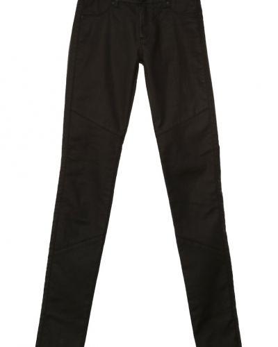 2ndOne 2ndOne NICOLE BLACK GLOW JEANS Jeans slim fit black glow