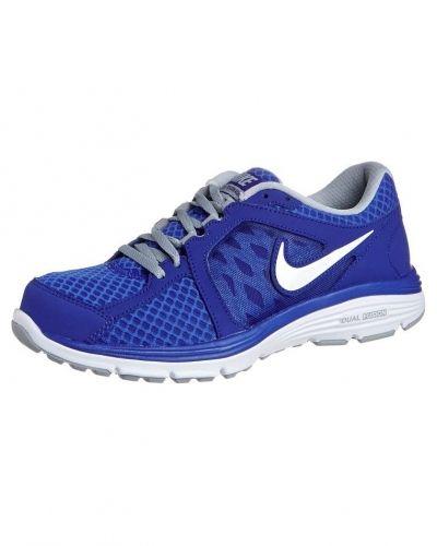 Nike Performance Nike Performance NIKE DUAL FUSION RUN Löparskor dämpning Blått. Traningsskor håller hög kvalitet.