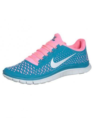 Nike Performance Nike Performance NIKE FREE 3.0 Löparskor Turkos. Traningsskor håller hög kvalitet.