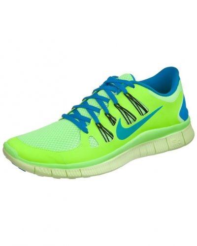 Nike Performance NIKE FREE 5.0+ Löparskor extra lätta Grönt från Nike Performance, Löparskor
