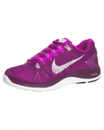 Nike Performance NIKE LUNARGLIDE+ 5 Löparskor stabilitet Lila från Nike Performance, Löparskor
