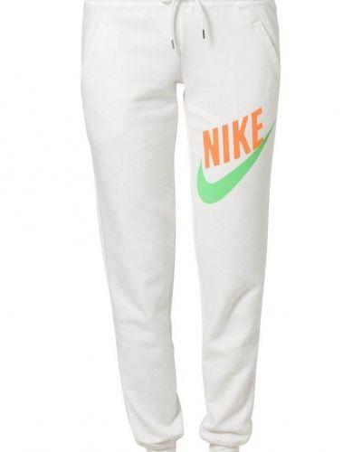 Nike Sportswear Träningsbyxor Vitt - Nike Sportswear - Träningsbyxor med långa ben
