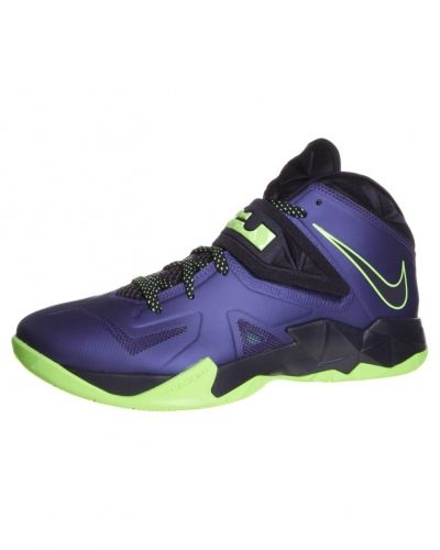 Nike Performance NIKE ZOOM SOLDIER VII Indoorskor Lila - Nike Performance - Inomhusskor