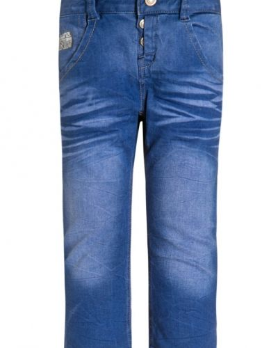 Nitralf riggo jeans slim fit medium blue denim Name it jeans till dam.