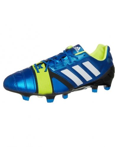 adidas Performance adidas Performance NITROCHARGE 1.0 TRX FG Fotbollsskor fasta dobbar Blått. Fotbollsskorna håller hög kvalitet.