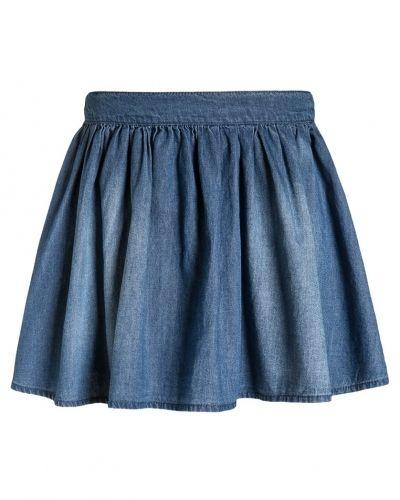 Name it Nitskyasta jeanskjol medium blue denim