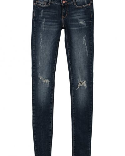 Noisy May Noisy May NMKATE Jeans slim fit dark blue denim