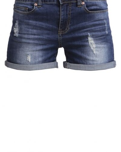 Nmlock jeansshorts medium blue denim Noisy May jeansshorts till tjejer.