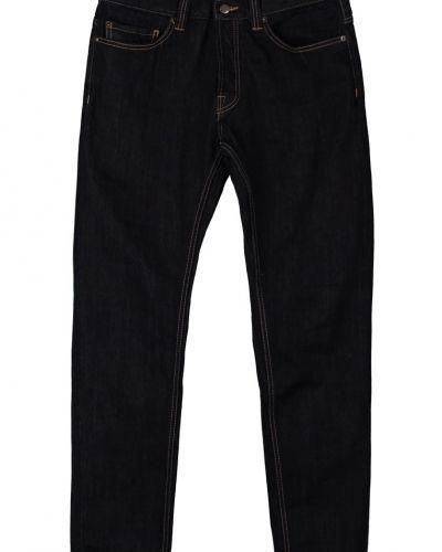 Blå relaxed fit jeans från Dickies till herr.