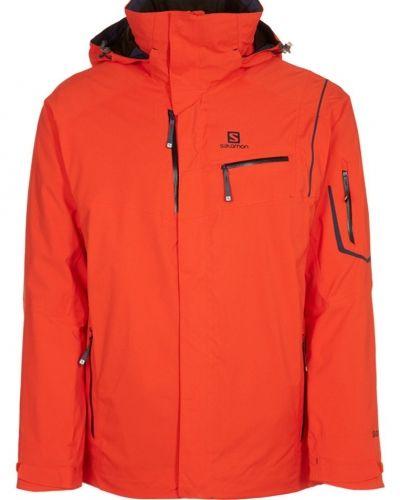Salomon ODYSEE GTX Skidjacka Orange från Salomon, Skid och Snowboardjackor