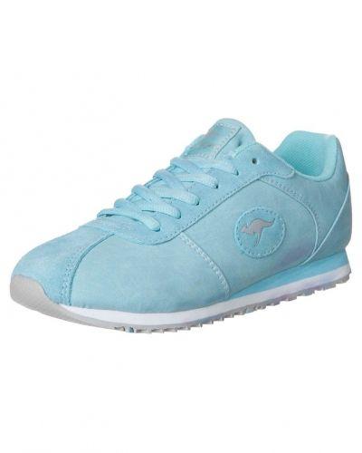 Blå sneakers från KangaROOS till dam.