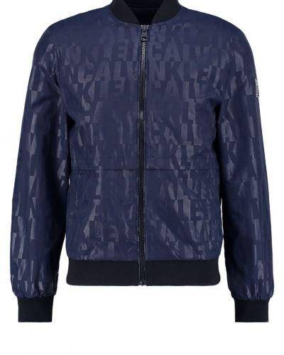 Calvin Klein Jeans Ondo bomberjacka blue