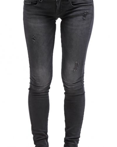 Slim fit jeans ONLY ONLCORAL Jeans Skinny Fit black från ONLY