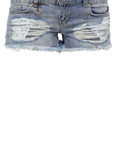ONLY ONLY ONLCORAL Jeansshorts light blue denim