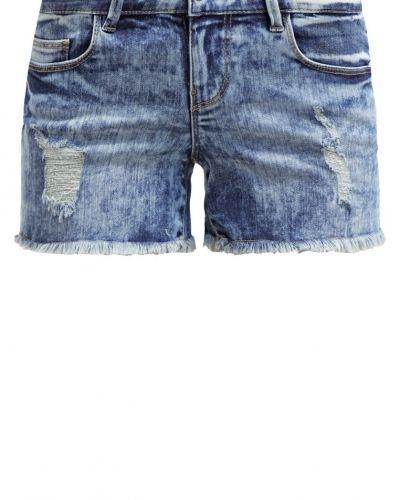 ONLY ONLY ONLCORAL Jeansshorts medium blue denim