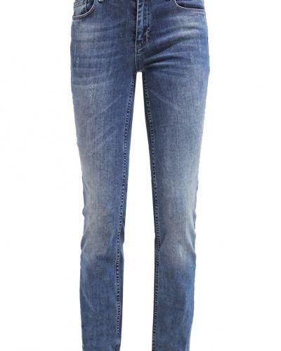 ONLY ONLY ONLELLA Jeans straight leg medium blue denim
