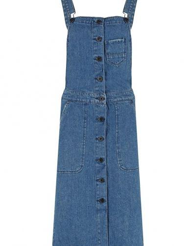 ONLY jeansklänning till tjejer.
