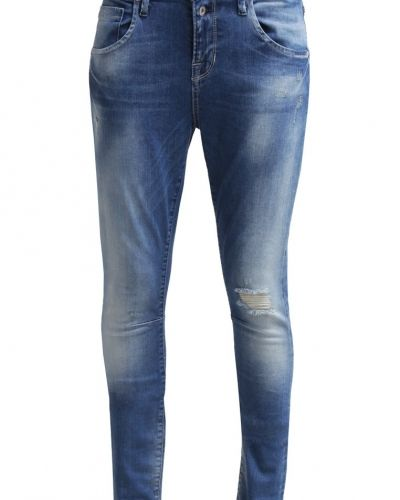 ONLY ONLY ONLLISE ANTIFIT Jeans relaxed fit dark blue