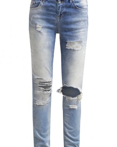Relaxed fit jeans från ONLY till dam.