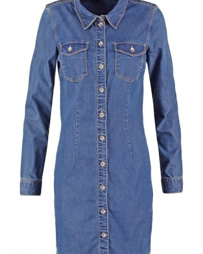 ONLY ONLY ONLLONNI Jeansklänning medium blue denim
