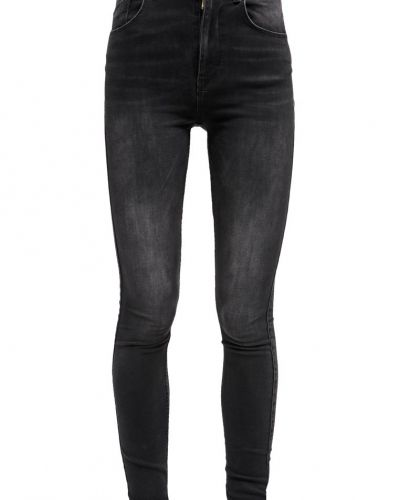 Slim fit jeans ONLY ONLPIPER Jeans Skinny Fit black från ONLY