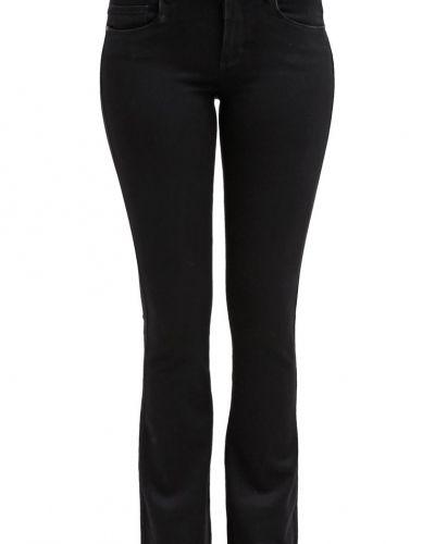 Onlroyal jeans bootcut black ONLY bootcut jeans till dam.