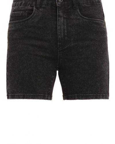 Onlroyal jeansshorts black ONLY jeansshorts till dam.